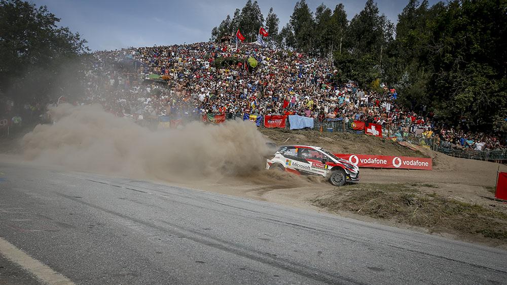 Resultado de imagem para rally portugal 2020